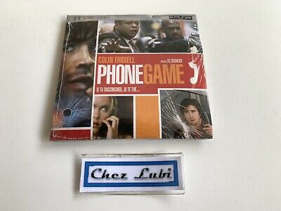 Phone Game (Colin Farrell) - Promo UMD Video - Sony PSP - FR/EN/ITA - Neuf