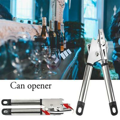 Universal Can Opener Stainless Steel Multifunctional Can Cutter Bottle Opener