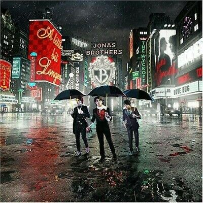 Jonas Brothers a Little Bit Longer Cd+dvd ( Live ) Limited -  - CD