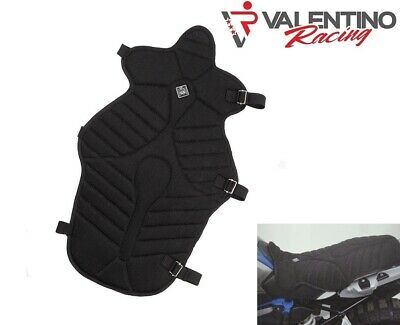 326 N3 Tucano Urbano Copri Sella Cool Fresh Seat Cover Nero Sella Lunga