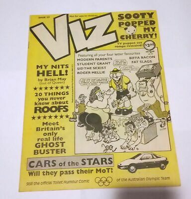 Australian Viz Comic Number 27 Rare Humour Humor Magazine April / May 1994 *
