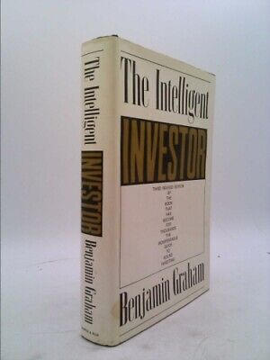 The Intelligent Investor: A Book of Practical Counsel by Benjamin Graham