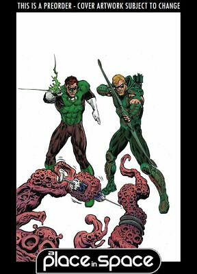 (Wk23) The Green Lantern #8A - Preorder 5Th June