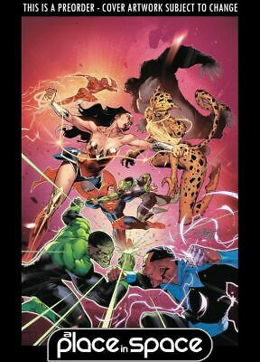 (Wk23) Justice League #25A - Preorder 5Th June