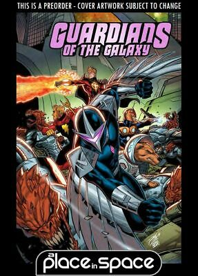 (Wk23) Guardians Of The Galaxy Annual #1B - Lim Variant - Preorder 5Th June