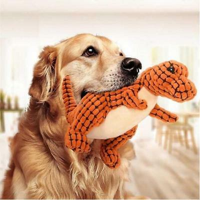Plush Squeaky Pet Toy Sound Squeaker Dog Cat Puppy Play Training Toys XW