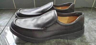 9f2d69f1 MEN'S CLARKS LINE Free Slip On Shoes With Cushion Cell Uk Size 11 H Eu Size  46
