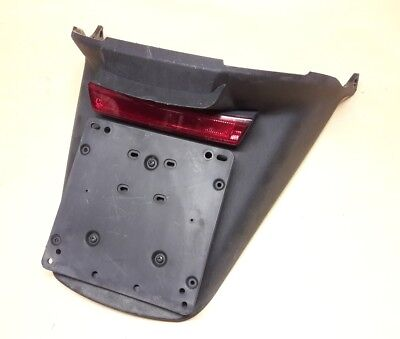 Piaggio MP3 300 Rear Plate Holder