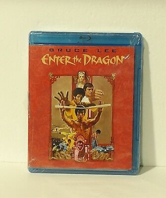 Enter the Dragon (Blu-ray Disc, 2007, Canadian) Bruce Lee NEW AUTHENTIC REGION A