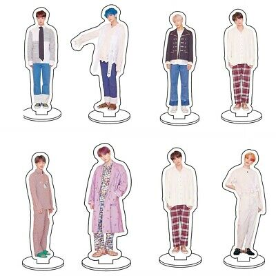 KPOP BTS Map of The Soul Mini Stand Sign Bangtan Boys Acrylic Standing Figures