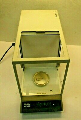 Mettler AE160 Analytical Balance  160g / Digita scale lab good working condition