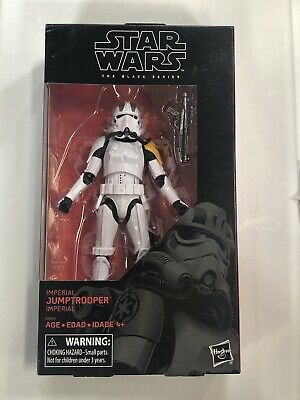 "Star Wars Black Series 6/"" Imperial Jumptrooper Gamestop Exclusive Rocket IN HAND"