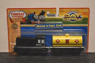 Rare Thomas Wooden Railway 1992 Mavis New In Box Shining Time