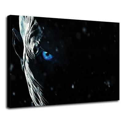 Game Of Thrones Logo Poster Hd Canvas Print Painting Home