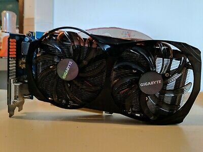 Gigabyte NVIDIA GeForce GTX 660  graphics video car outperforms 750ti