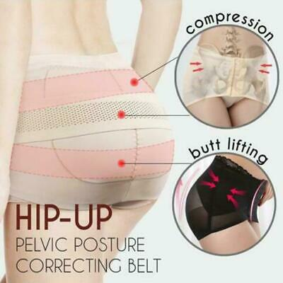 Hip-Up Pelvis Body Correction Belt Support Band Breathable Women Maternity Thin