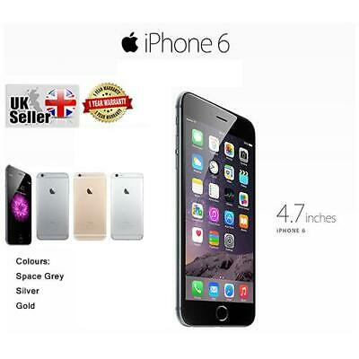 Brand New iPhone 6 Unlocked Factory Sealed Apple Smart Phone Perfect Gift