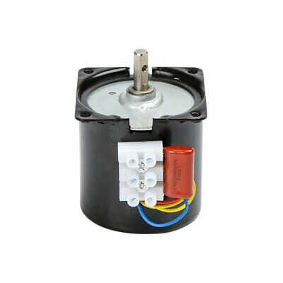 Mini 60KTYZ 220V Synchronous Motor 14W Permanent Magnet Motor Large Torque ZR