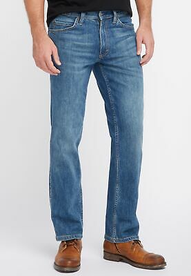 MUSTANG TRAMPER HERREN Jeans Straight, W30 to W44 light