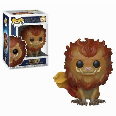 Funko: Fantastic Beasts 2 POP! Vinyl Figure Zouwu 9 cm (New)