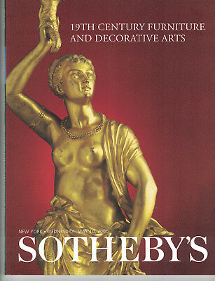 Sotheby's NY - 19th Century Furniture & Decorative Arts May 10 2000