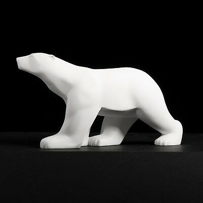 Polar Bear by Francois Pompon, (Large) Classical Sculpture, Art, Gift, Ornament.