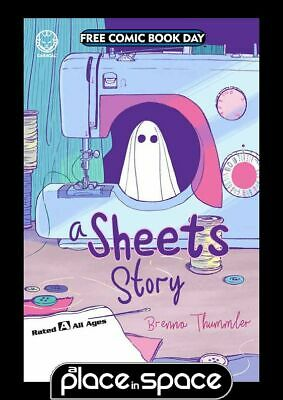 Free Comic Book Day 2019 - A Sheets Story