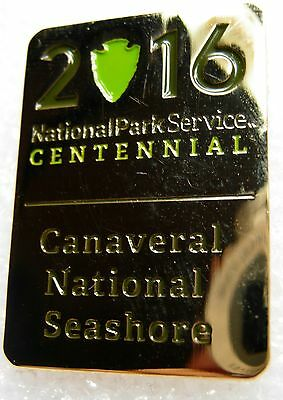 Canaveral National Seashore used Hat Lapel Pin Tie Tac HP1140