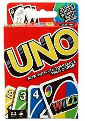UNO Card Game-Original Family Game W/ Free Shipping for Holiday Sell, Best Sell