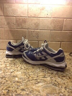 newest collection 8b332 89f59 MEN S NIKE SHOX 2 45 ZOOM AIR Athletic Training Shoes ~ Shoe Size 10.5