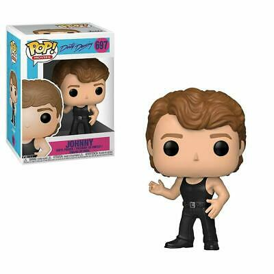 Funko Pop Johnny 697 Dirty Dancing Figura 9cm Patrick Swayze Castle Cinema #1
