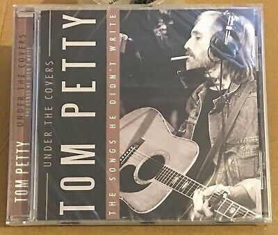Tom Petty - Under The Covers (BRAND NEW FACTORY SEALED CD) *Cracked Box Front*