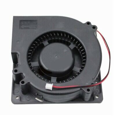 120mm 12V DC Brushless Computer Blower Cooling Fan 120x120x32mm 12032S UK