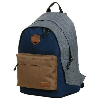 Sac à dos Rip Curl Stacka Double Dome Navy 42 CM - 2 Cpt
