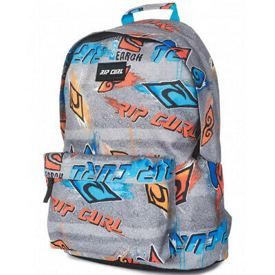 Sac à dos Rip Curl Brush Stokes Double Dome 42 CM - 2 Cpt