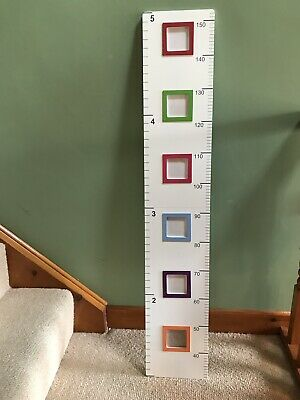 Great little Training Height Chart