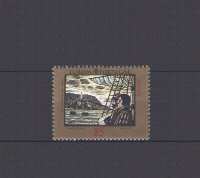 AZORES, EUROPA CEPT 1992, DISCOVERY of AMERICA, MNH