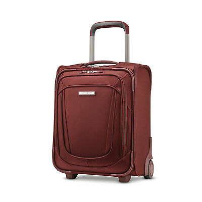 Samsonite Silhouette 16 Underseat Wheeled Carry-On Cabernet Red 120408-6118