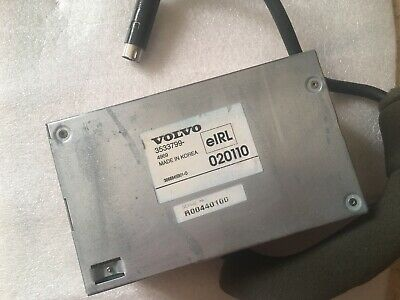 Volvo 3533799 C70 Amplifier Radio Deco Dolby Surround Pro-logic Sc-900 Sc-901