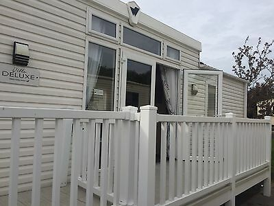 Caravan to rent Marton Mere Blackpool villa delux Sleeps 8#April School Holiday
