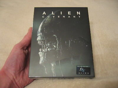 Alien: Covenant [Blu-ray Steelbook - Edition E1 - Filmarena FAC #85] (neuf)