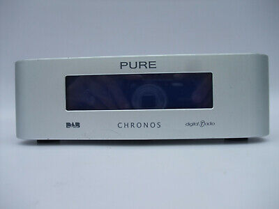 Pure Digital Chronos Silver DAB Radio N1600