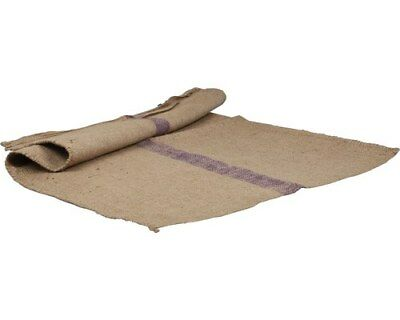 Australia made Jute Hessian Dog Framed Bed Mat Replacement Cover