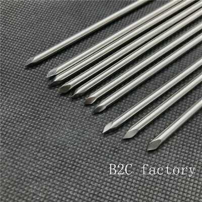NEW 10pcs stainless steel Kirschner wires Veterinary orthopedics Instruments