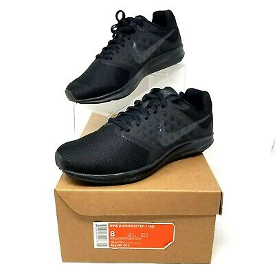 Nike Men/'s Downshifter 7 Black//Mtlc Hematite Running Shoes-Sz 9.5 NWOB X-WIDE 4E