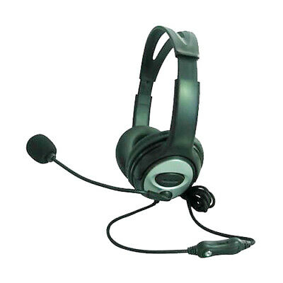 Hi-Fi Stereo Headset with Microphone For PC Desktop Laptop Gaming Music & More