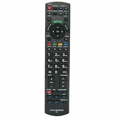 New N2QAYB000496 Replaced Remote Control for  Panasonic Viera LCD TV TH-L32D25A