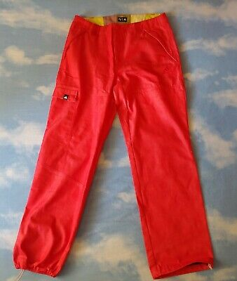 TROUSERS ADIDAS sample outdoor TG. 50-L circa made in Cambogia NEW!