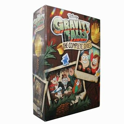 Gravity falls the complete series 7 DVD Set