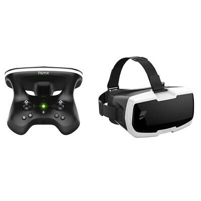 Parrot FPV Pack FirstPersonView Brille+Skycontroller 2 für Parrot Disco+Bebop 2